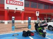 Foto 2 del punto IBIL - Parking Eroski Iruña