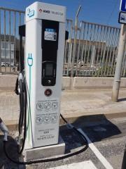 Foto 12 del punto Electrolinera AMB 03 - carrer de la TV3 - Sant Joan Despí