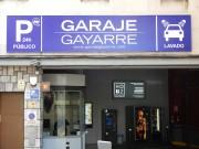 Foto 1 del punto Garaje Gayarre