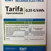 Foto 2 del punto EMT Madrid