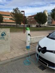 Foto 4 del punto Campus Universitario Valladolid (recargavyp)