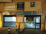 Foto 3 del punto Parking Saba Estacion tren de Xativa