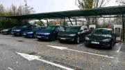Foto 2 del punto Supercargador Tesla Burgos