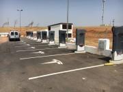 Foto 5 del punto Tesla Supercharger Atalaya del Cañavate
