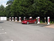 Foto 1 del punto Supercharger Dundee, UK