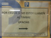 Foto 38 del punto Parking El Miradero