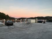 Foto 2 del punto Tesla Superladestasjon Aspøya