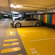 Foto 1 del punto Parking Marina Parrote