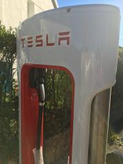 Foto 21 del punto Tesla Supercharger Fátima