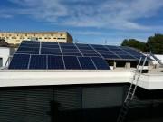 Foto 1 del punto Green Wallbox Solar