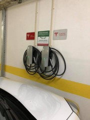 Foto 1 del punto Tesla Destination Charger Villa Doris Suites