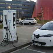 Foto 17 del punto Electrolinera AMB 01 - Mas Blau - El Prat de Llobregat