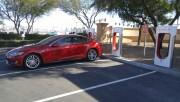 Foto 2 del punto Supercharger Las Vegas Blvd, NV