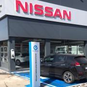 Foto 1 del punto Nissan