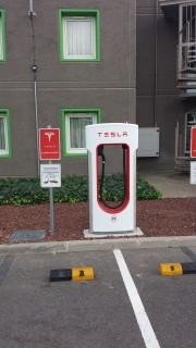 Foto 16 del punto Tesla Supercharger Lleida