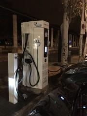 Foto 27 del punto Electrolinera AMB 02 - carrer Baltasar Oriol - Cornellà de Llobregat