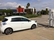 Foto 11 del punto Electrolinera AMB 01 - Mas Blau - El Prat de Llobregat