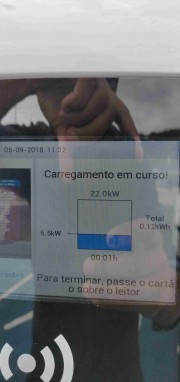 Foto 5 del punto Prio A16 Sintra (sentido Cascais)