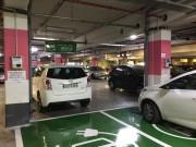 Foto 12 del punto Centro Comercial El Aljub Tesla DC