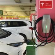 Foto 8 del punto Centro Comercial El Aljub Tesla DC