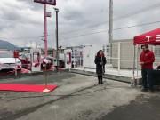Foto 7 del punto Tesla Supercharger Fukuoka
