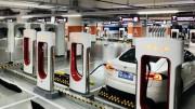 Foto 5 del punto Supercharger Shanghai, Lilacs International Com. Center, China
