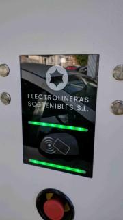 Foto 38 del punto Electrolinera Verde - Real Sitio de San Ildefonso
