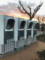 Foto 1 del punto Tesla Supercharger Alcantarilha