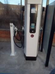 Foto 2 del punto IBIL - Gasolinera Repsol Palencia
