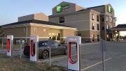 Foto 1 del punto Holiday Inn Express - Tesla