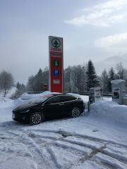 Foto 1 del punto Ladestation Smart ElektroDrive Salzburg AG