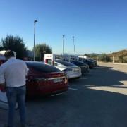 Foto 10 del punto Supercargador L´Aldea, Spain
