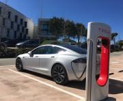 Foto 1 del punto Supercargador Tesla Caldes Malavella
