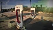 Foto 2 del punto Tesla Supercharger Sant Cugat del Vallés