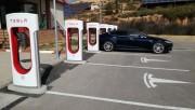Foto 5 del punto Supercargador Tesla Ariza