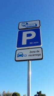 Foto 22 del punto Electrolinera AMB 01 - Mas Blau - El Prat de Llobregat