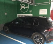 Foto 1 del punto Continental Parking Sants-Numancia-Institut Pediatric Sant Joan de Deu