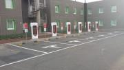 Foto 15 del punto Tesla Supercharger Lleida