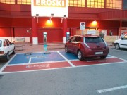 Foto 6 del punto Parking Iruña