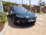 Foto 3 del punto Supercargador Tesla Caldes Malavella