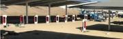 Foto 1 del punto Supercharger Kettleman City, CA