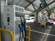 Foto 10 del punto Electrolinera Verde - Real Sitio de San Ildefonso