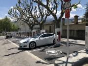 Foto 5 del punto Tesla Supercharger La Seu d'Urgell