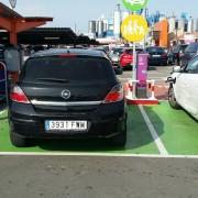 Foto 5 del punto Carrefour Cabrera de Mar