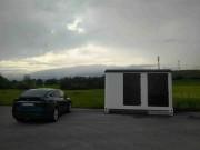 Foto 2 del punto Tesla Supercharger Reocín