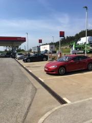 Foto 1 del punto Kozina Tesla Supercharger