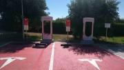 Foto 13 del punto Supercargador Tesla Tarragona