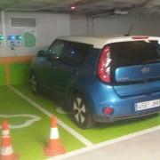 Foto 1 del punto Parking Oques