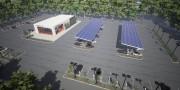 Foto 5 del punto Supercharger Kettleman City, CA