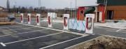 Foto 4 del punto Tesla Supercharger Maribor